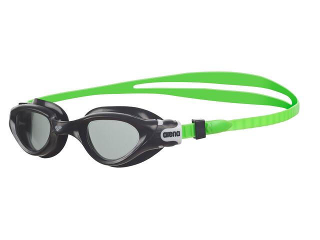 arena Cruiser Soft Goggles green-smoke-black